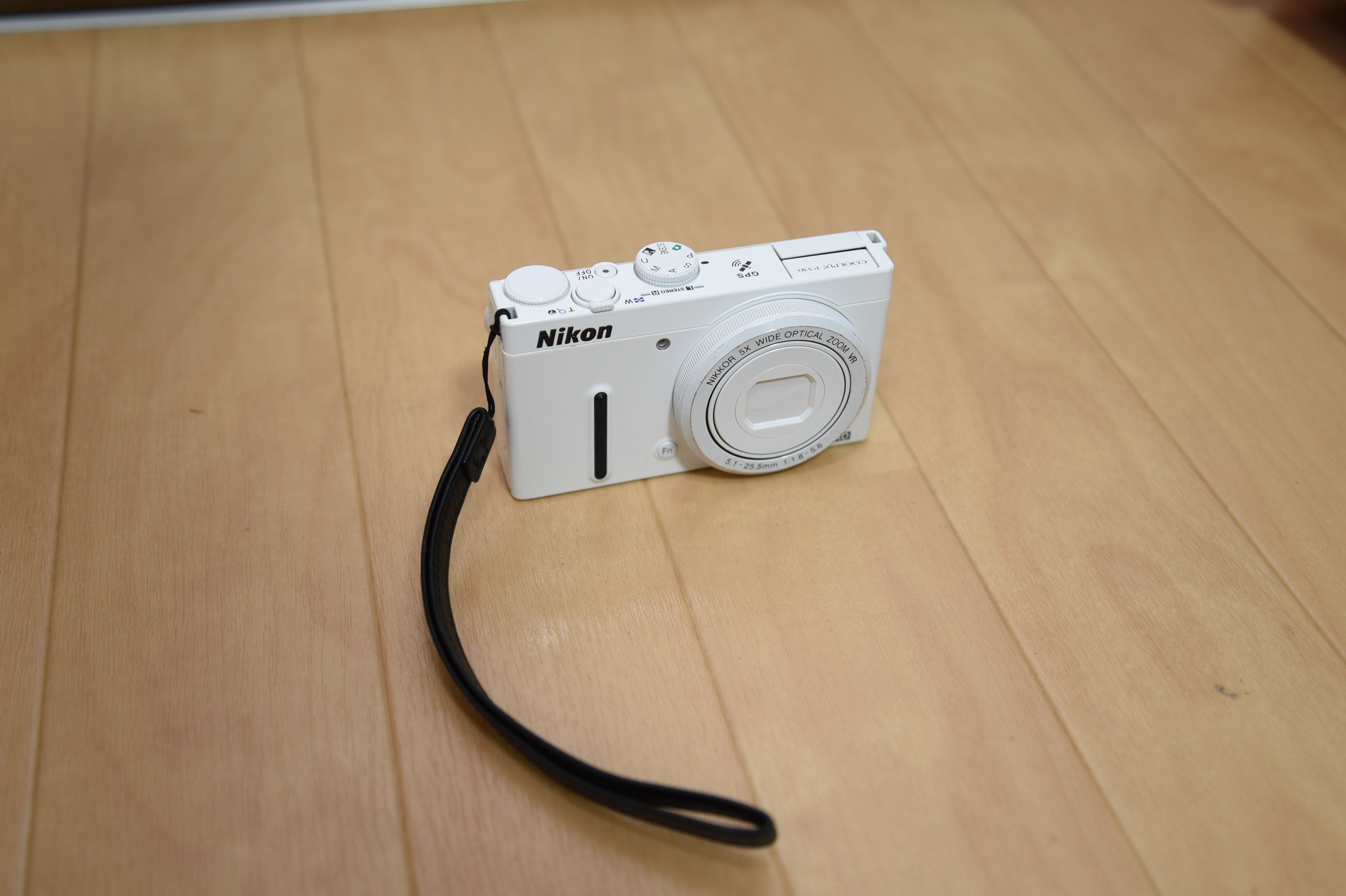 【Nikon COOLPIX P330】~サブ機におすすめ!!~