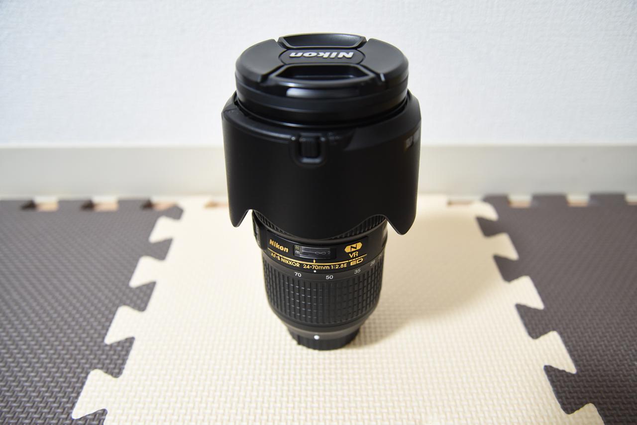 Nikon大三元レンズ F2.8E  24-70mm ED VRをレンタル!~ビデオエイペックス利用体験談~