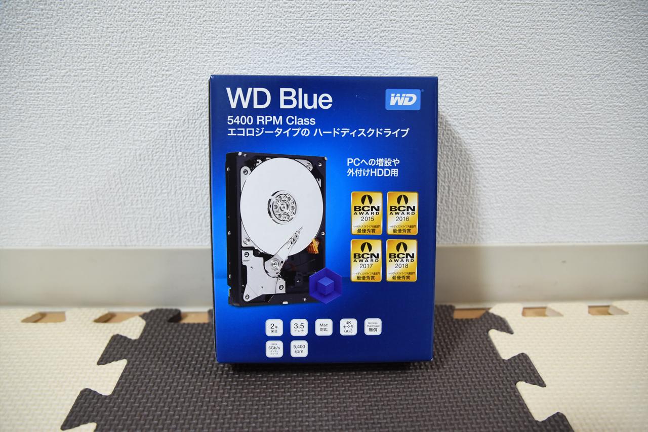 外付けHDD故障時の対処と分解&おすすめの購入方法!!