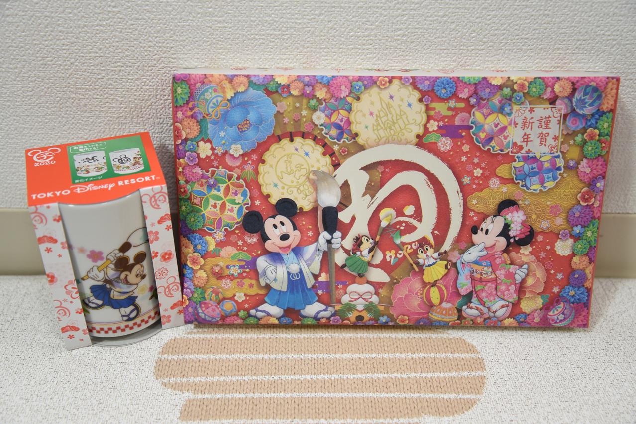 【在庫・再販情報】東京ディズニーリゾート2020年お正月グッズ